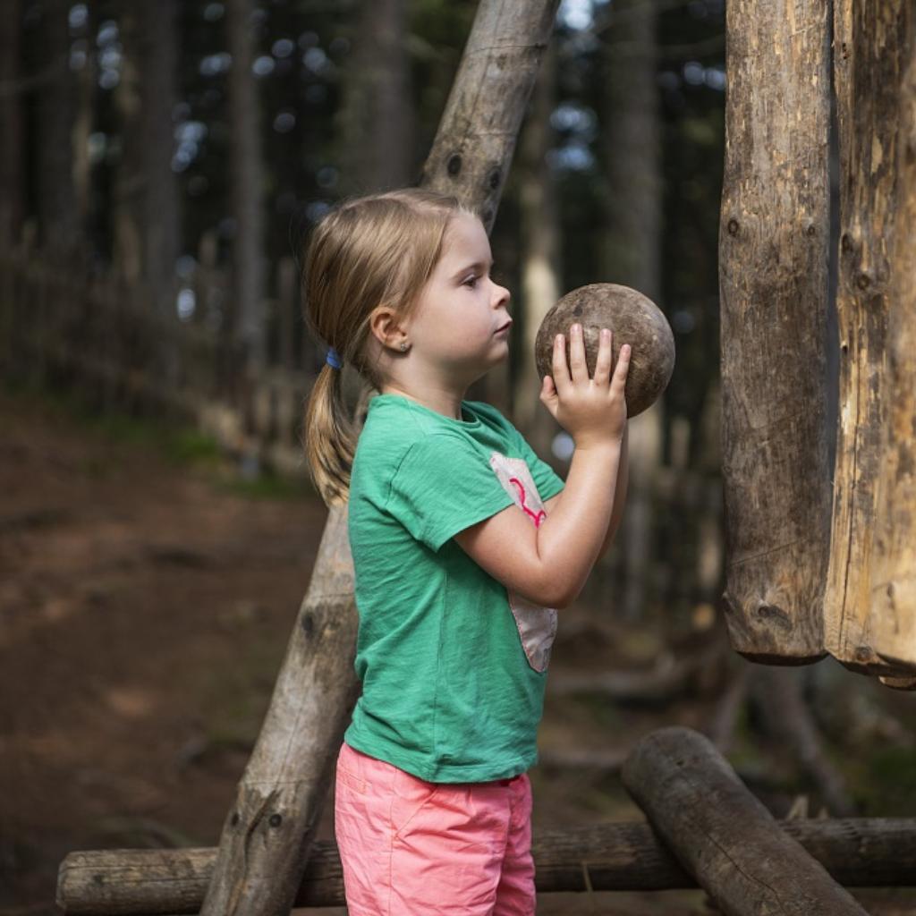 Auszeit für junge Familien Gschwendtalm Tirol